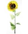 Decoratie zonnebloem 140 cm