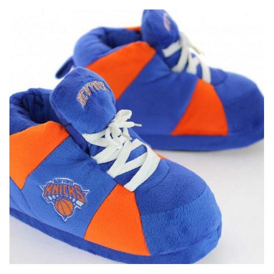 Nouvelles Pantoufles York Knicks Baskets Hommes OCp9yl2Jy
