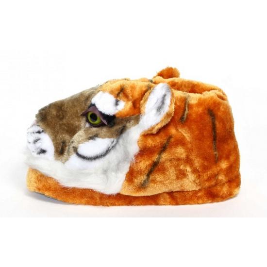 Tigre Pantoufles Adulte Animaux XQhzuXCbLu